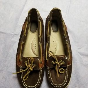 Men's Sperry top side boat shoes size 8.5